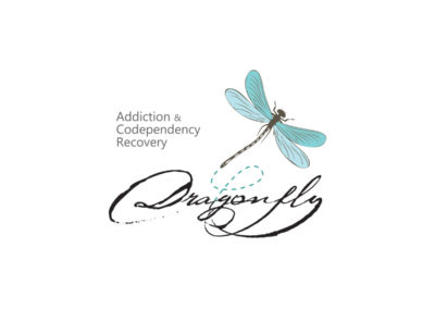 Logo Addiction & Codependency Recovery Dragonfly realizacje Realizacje ACR Dragonfly Logo 400x284