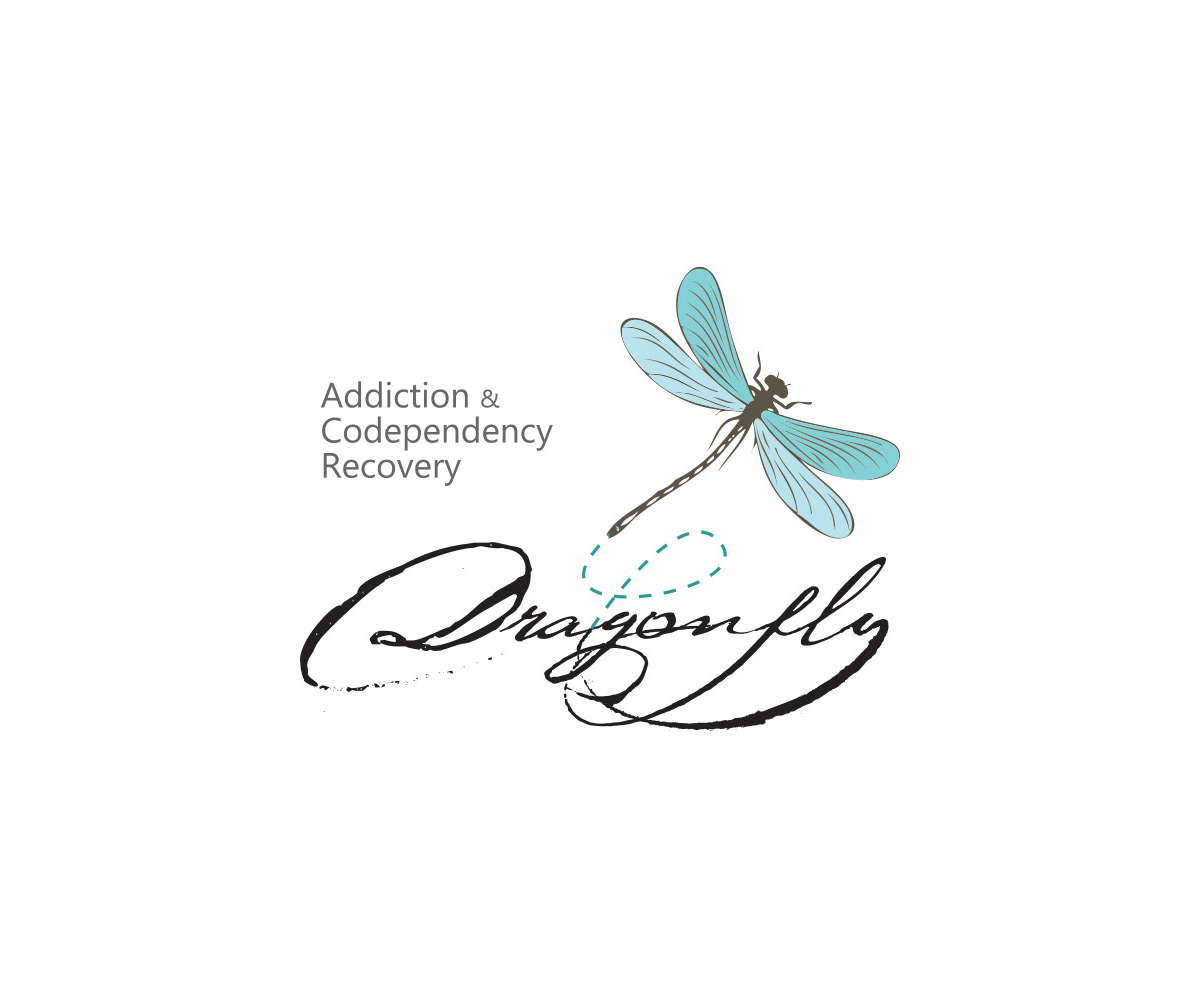 Logo Addiction & Codependency Recovery Dragonfly realizacje Realizacje ACR Dragonfly Logo