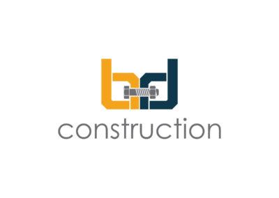 Logo BD Construction realizacje Realizacje BD Construction Logo 400x284