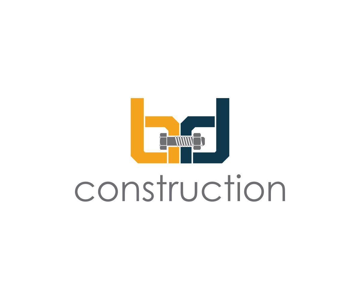 Logo BD Construction realizacje Realizacje BD Construction Logo