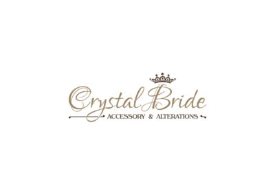 Logo Crystal Bride - Accessory & Alterations realizacje Realizacje Crystal Bride Logo 400x284