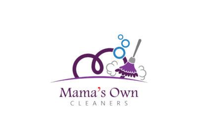Logo Mama's Own Cleaners realizacje Realizacje MOC Logo 400x284