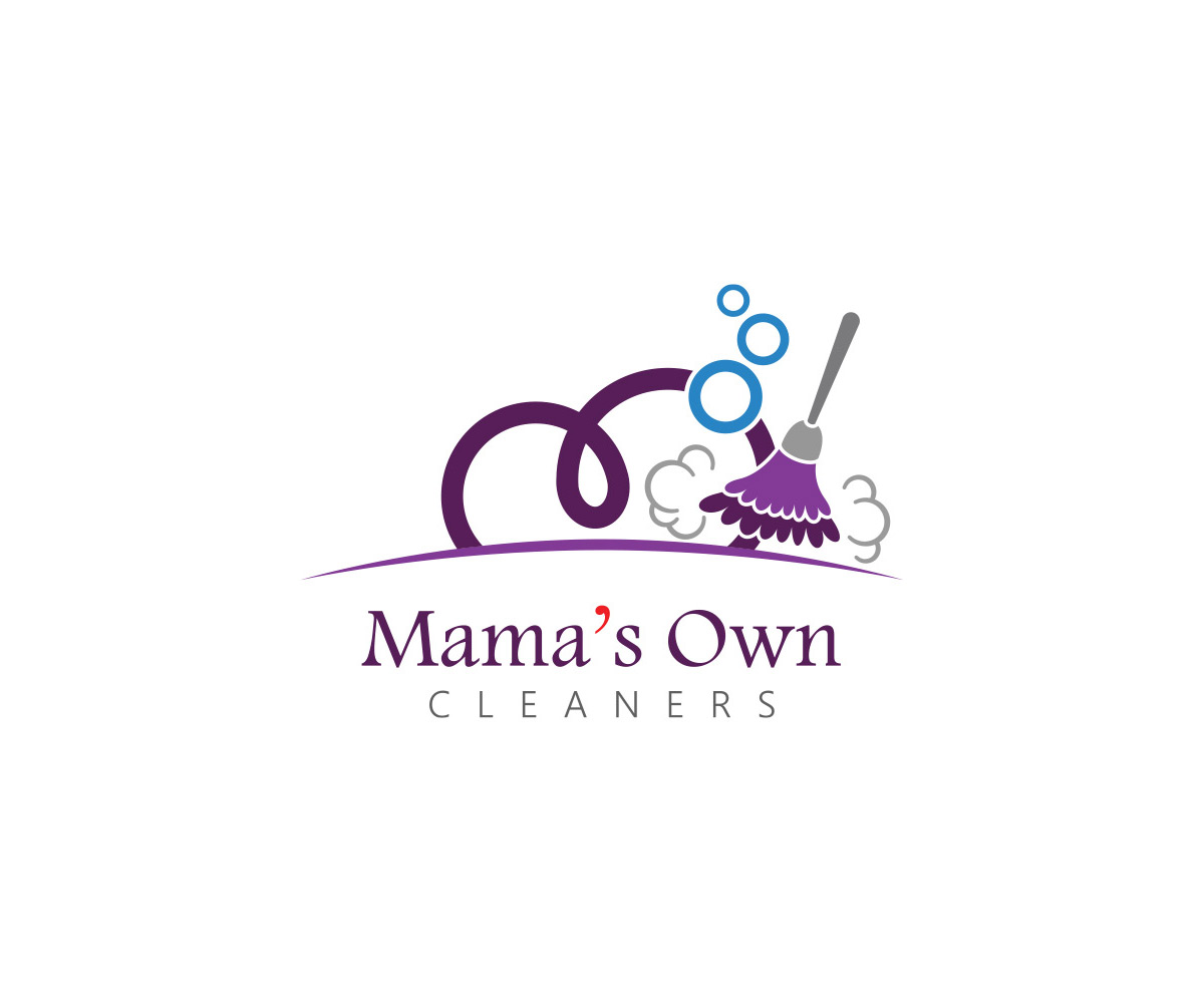 Logo Mama's Own Cleaners
