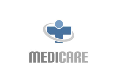 Logo Medicare realizacje Realizacje Medicare Logo 400x284