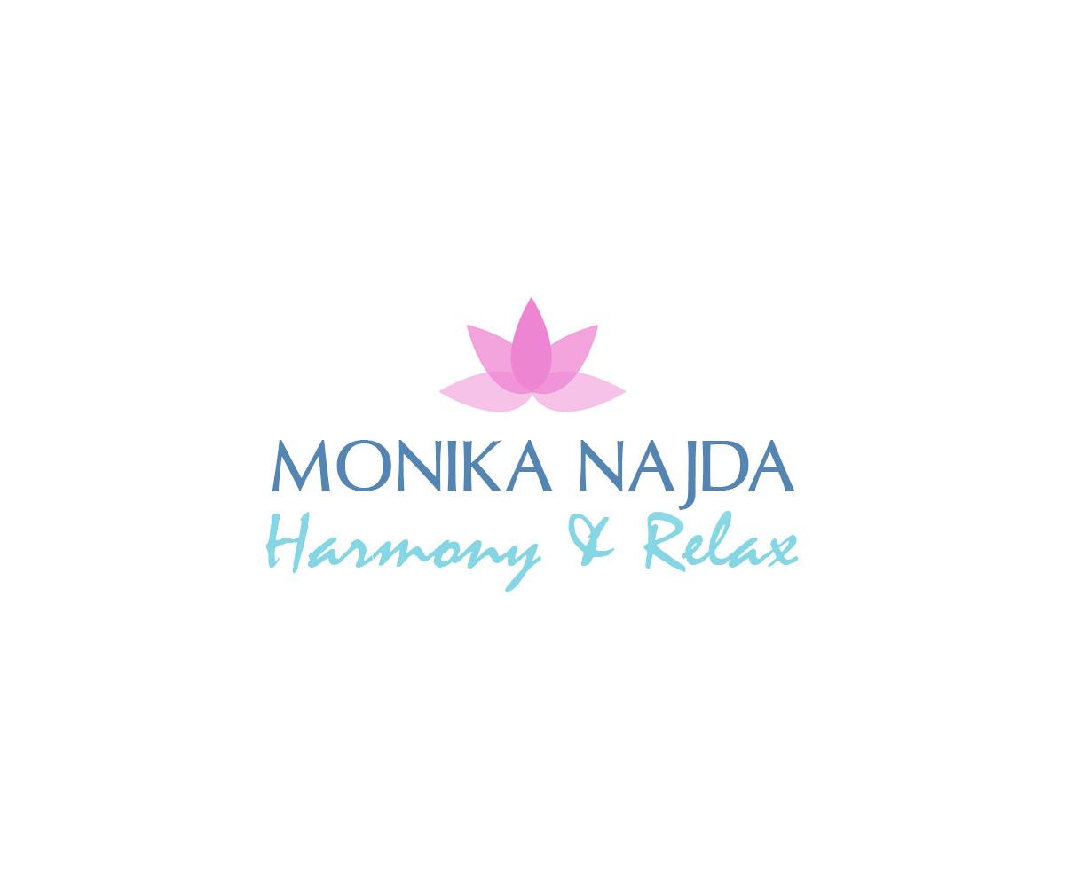 Logo Harmony & Relax realizacje Realizacje Monika Najda Logo