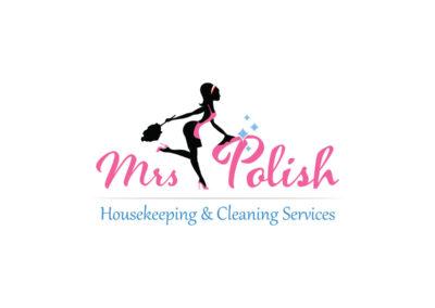 Logo Mrs Polish realizacje Realizacje Mrs Polish Logo 400x284
