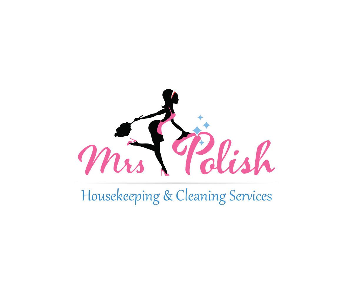 Logo Mrs Polish realizacje Realizacje Mrs Polish Logo