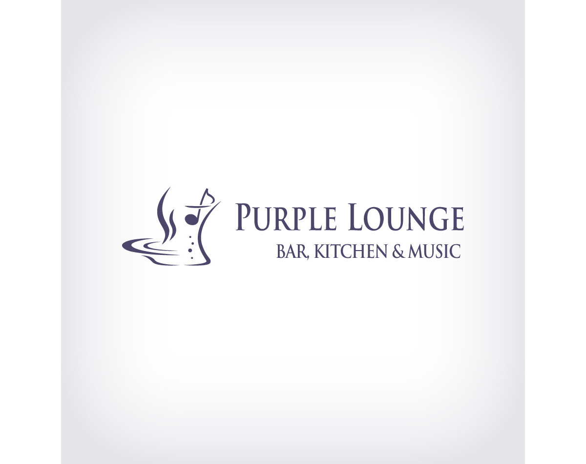 Logo Purple Lounge realizacje Realizacje Purple Lounge Logo