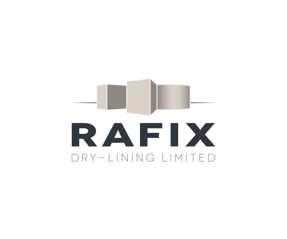 Logo RAFIX Dry-Lining Limited realizacje Realizacje Rafix Logo