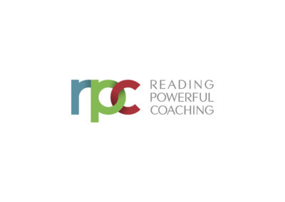 Logo Reading Powerful Coaching realizacje Realizacje Reading Powerful Coaching Logo 400x284