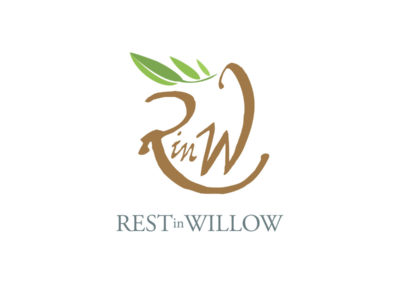 Logo Rest in Willow realizacje Realizacje Rest in Willow Logo 400x284