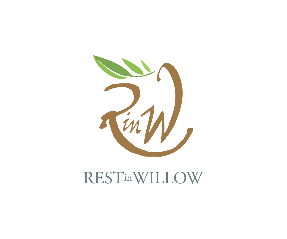 Logo Rest in Willow realizacje Realizacje Rest in Willow Logo