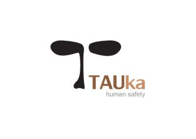 Logo Tauka - Human Safety realizacje Realizacje Tauka Human Safety Logo 400x284