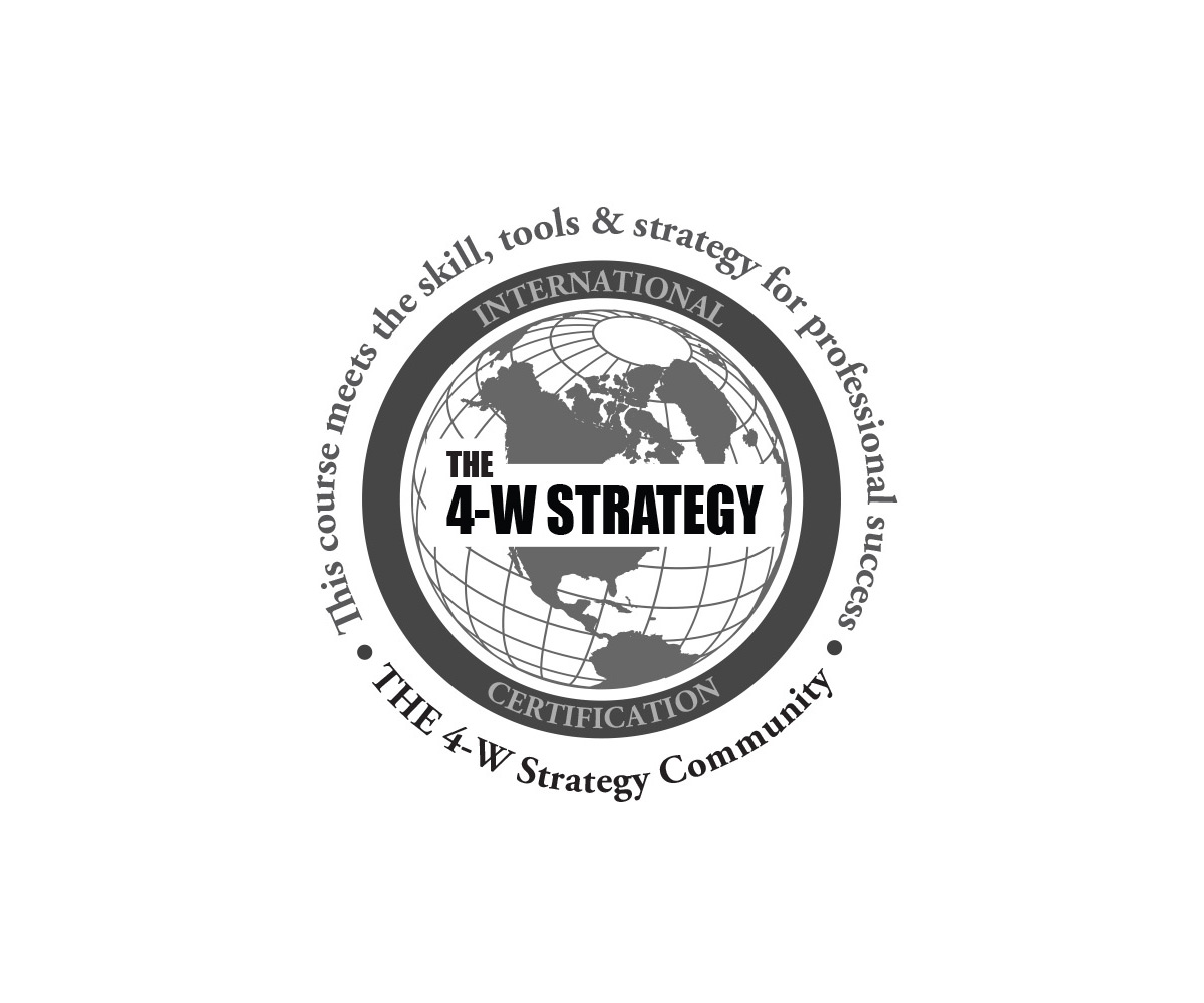 Logo The 4-W Community realizacje Realizacje The 4W Community Logo 1