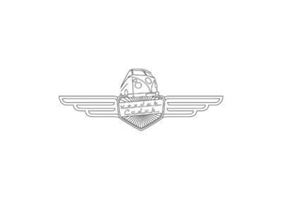 Logo VeeDubCudak realizacje Realizacje VeeDub Logo 1 400x284