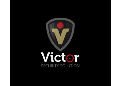 Logo Victor Security Solution realizacje Realizacje Victor Security Solution Logo 400x284