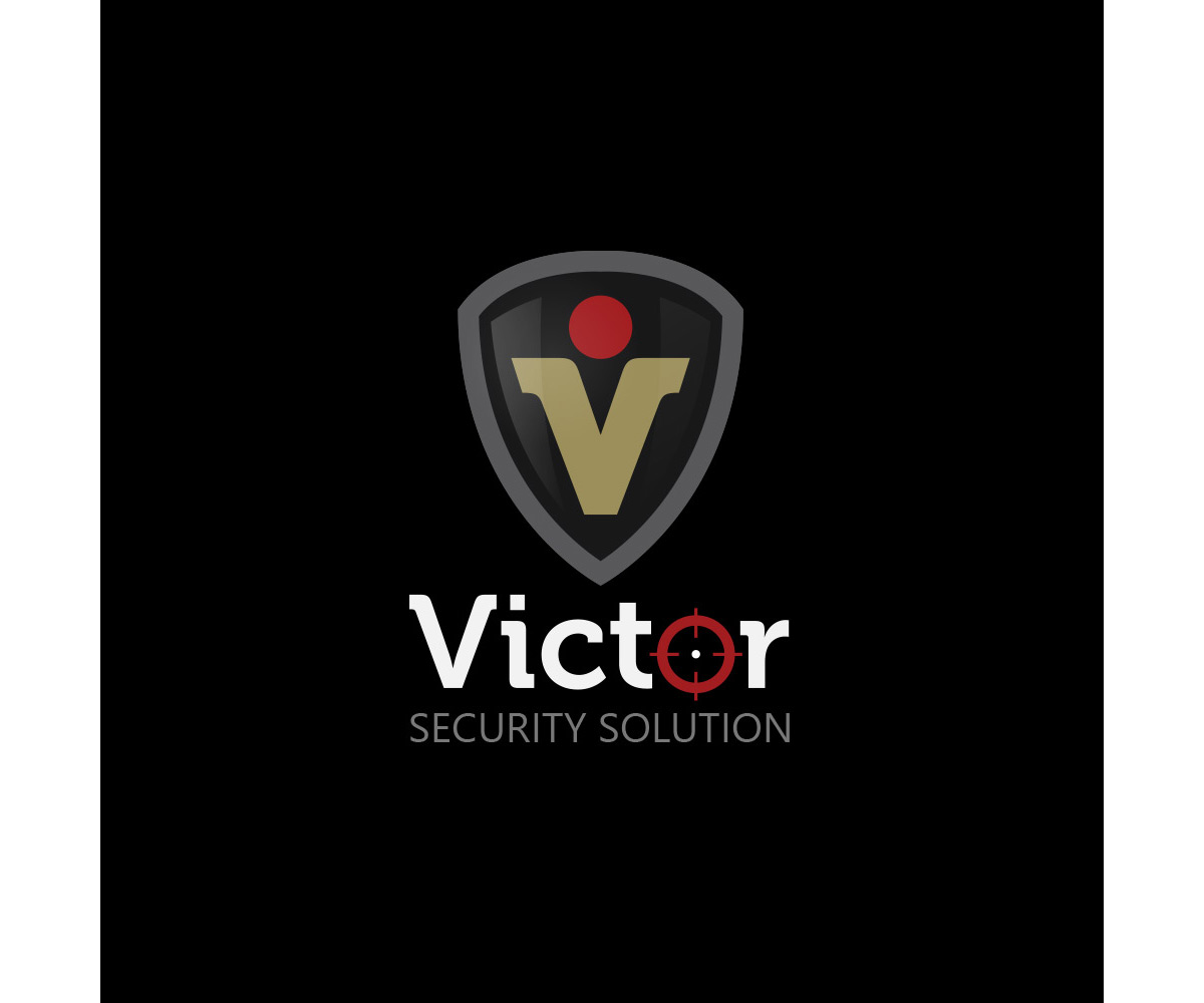 Logo Victor Security Solution realizacje Realizacje Victor Security Solution Logo