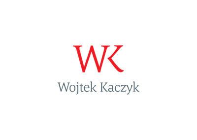 Logo Wojtek Kaczyk realizacje Realizacje Wojtek Kaczyk Logo 1 400x284