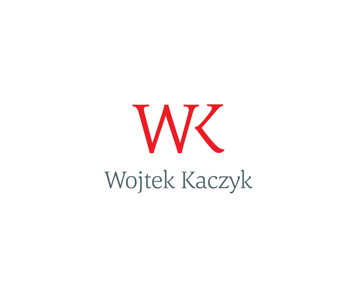 Logo Wojtek Kaczyk realizacje Realizacje Wojtek Kaczyk Logo 1
