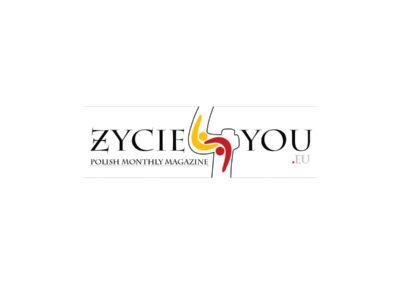 Logo Zycie4You realizacje Realizacje Zycie 4 You Logo 400x284