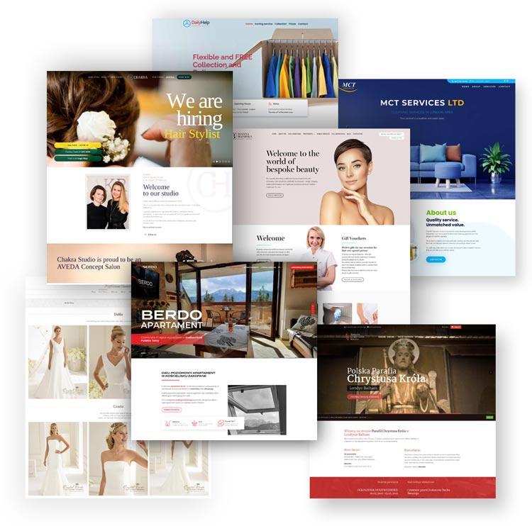 Strony internetowe na wymiar - Opitek Design - Twój grafik designer